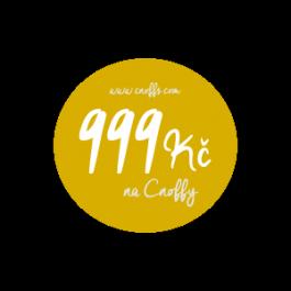 Dárkový poukaz 999 Kč